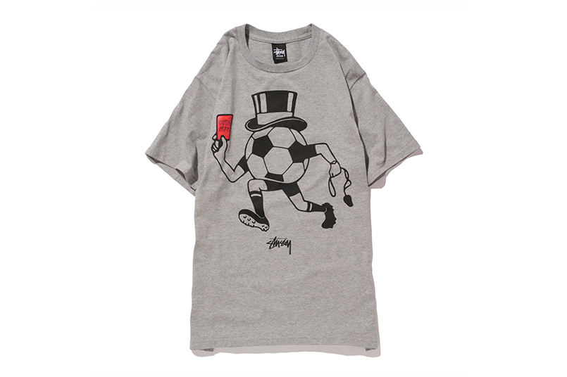 "Image of Stussy 2014 Summer ""NTRNTNL"" Soccer Collection"