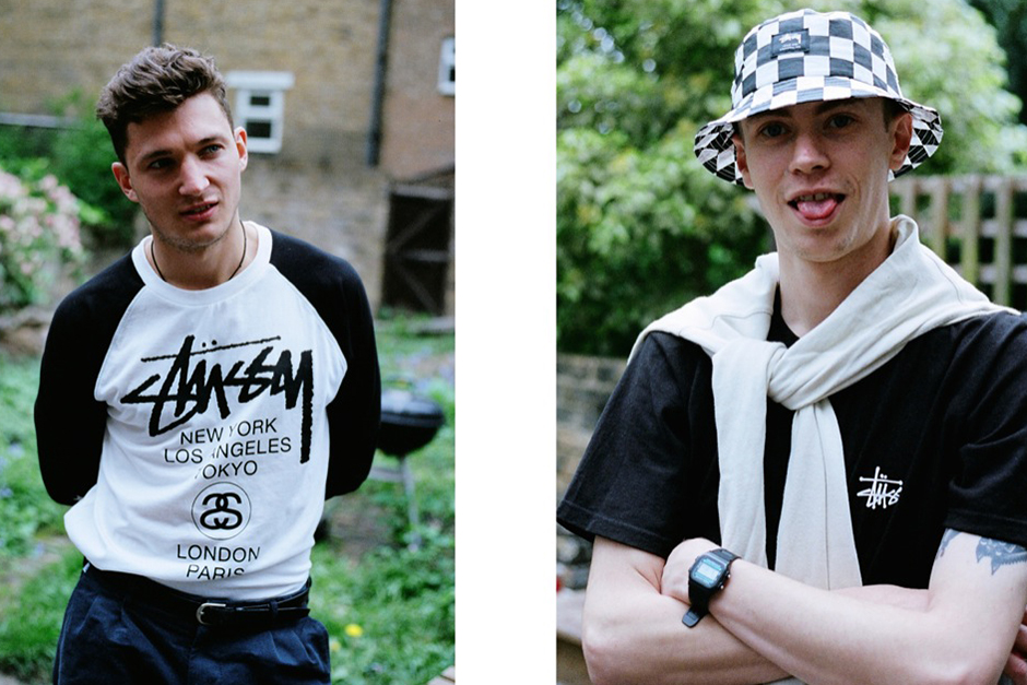 "Image of Stussy 2014 Spring/Summer ""Inglan is a Bitch"" Editorial"