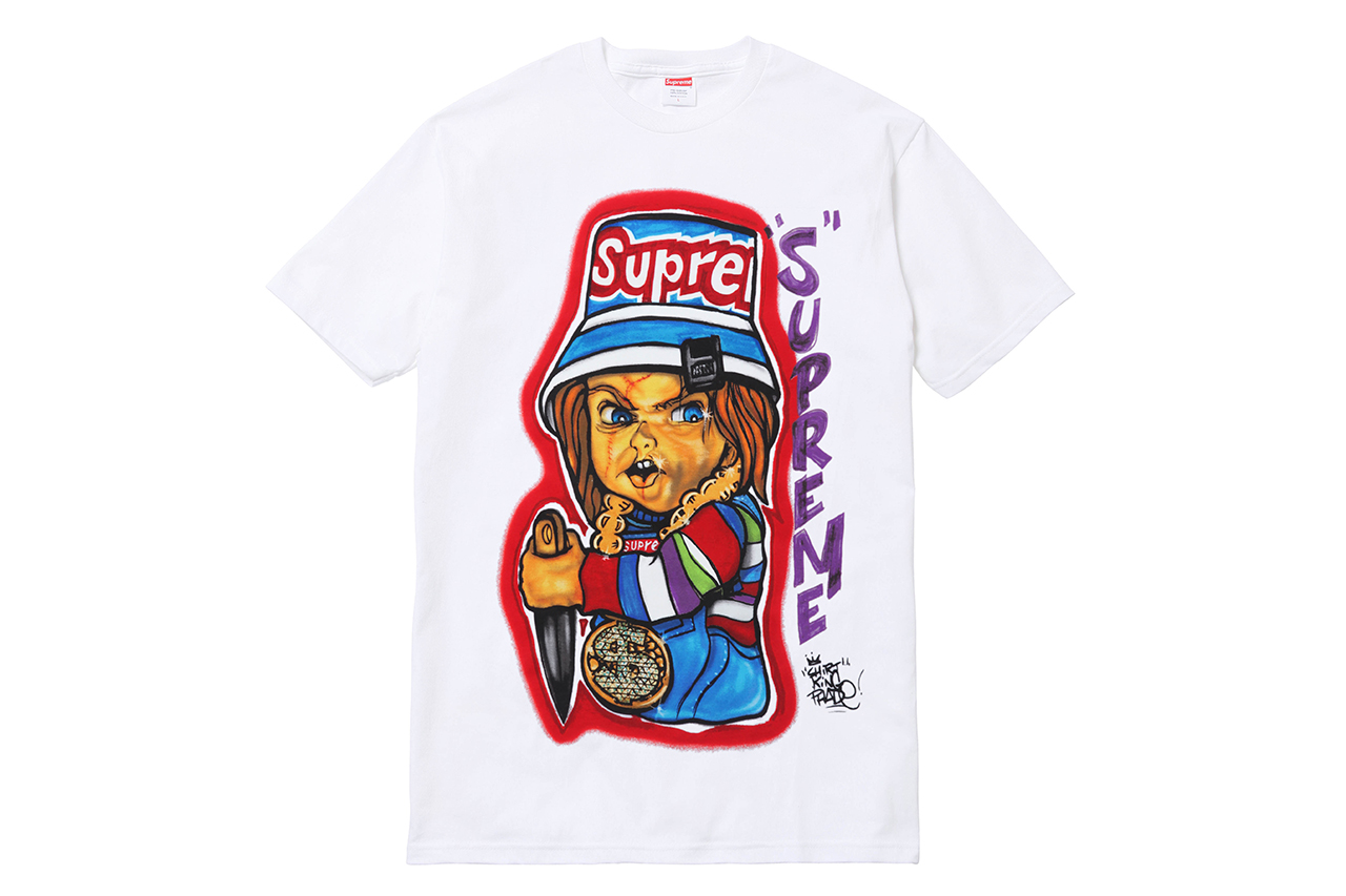 Image of Supreme 2014 Summer Tees