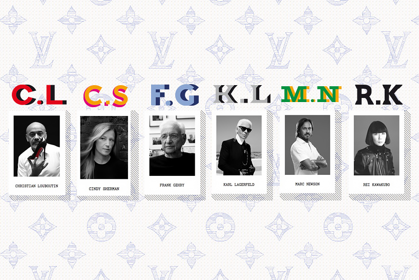 Image of The Louis Vuitton Monogram Reimagined by Icons