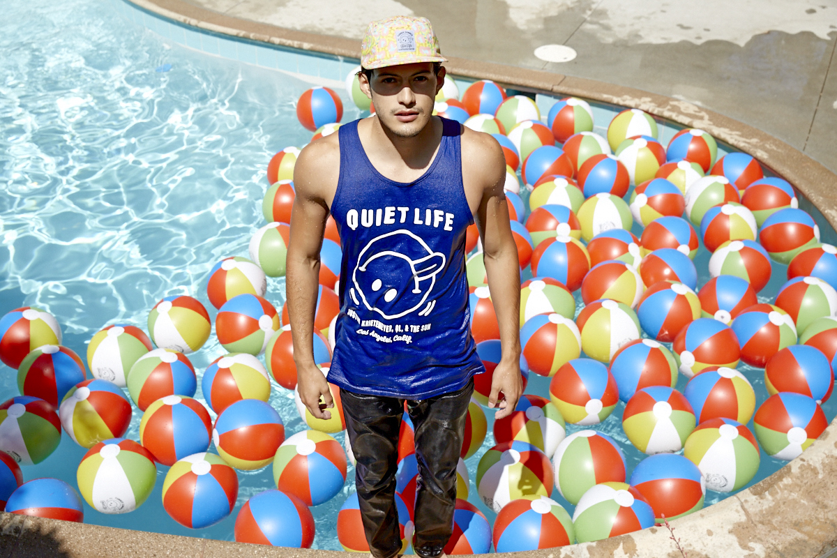 """Image of The Quiet Life 2014 Spring/Summer """"FUNNER SUMMER"""" Collection"""