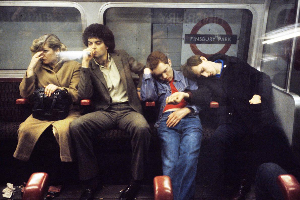 Image of THROUGH THE LENS: Bob Mazzer