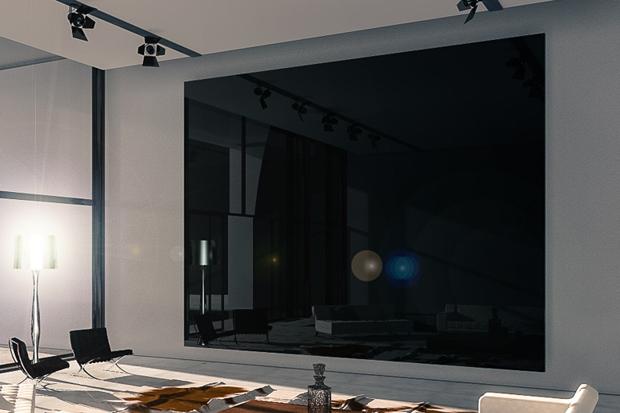 "Image of Titan's $1.7 Million USD, 370"" Zeus Television"