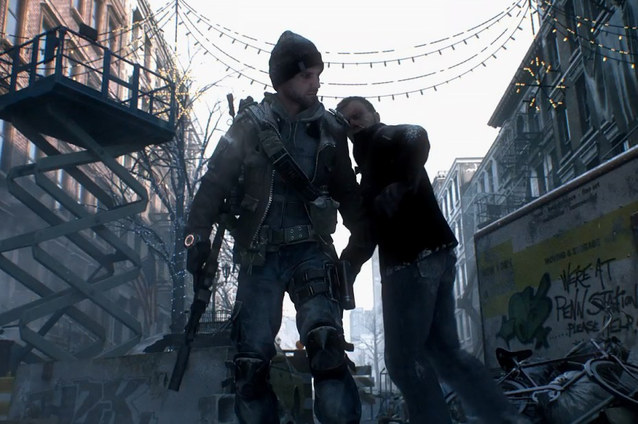 Image of Tom Clancy's The Division E3 Trailers