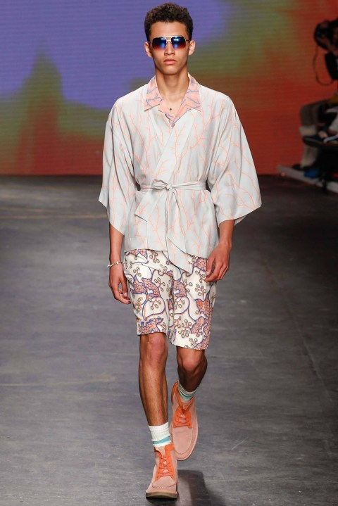 Image of TOPMAN Design 2015 Spring/Summer Collection