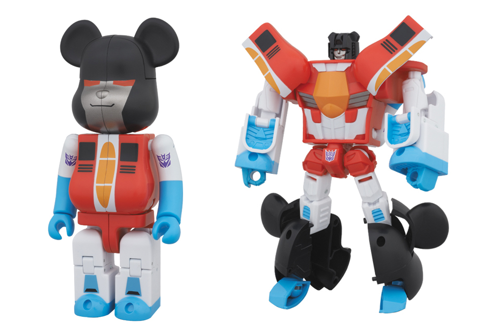 Image of Transformers x Medicom Toy Bearbrick Collection
