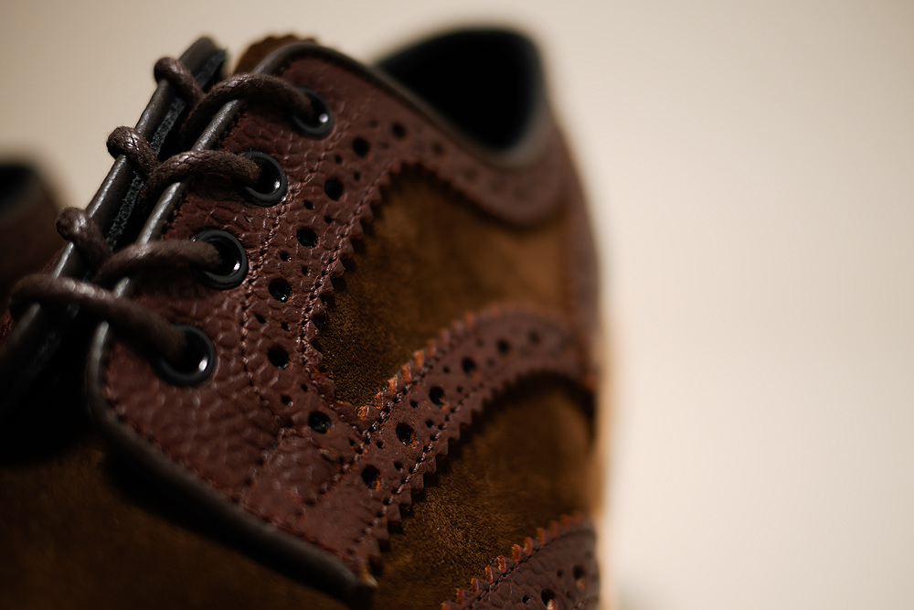 Image of Tricker's for HAVEN 2014 Summer Footwear Collection