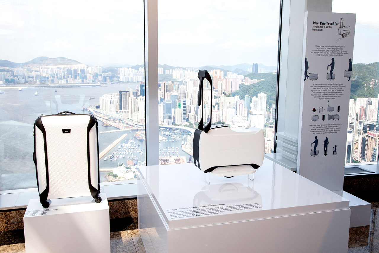 Image of TUMI Launches Its First Global Citizens Event in Asia