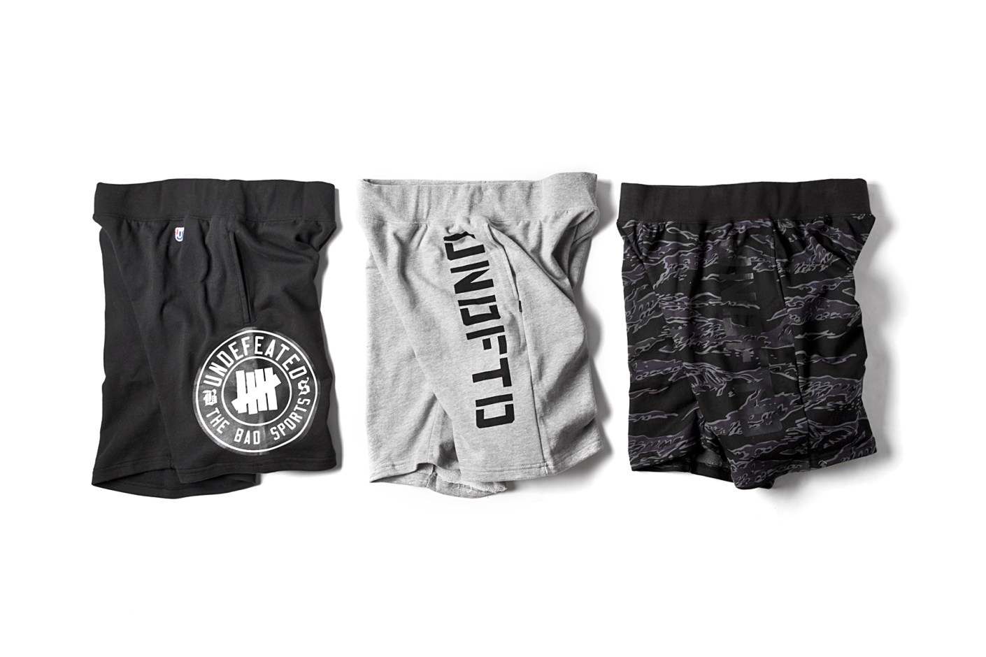 Image of Undefeated 2014 Spring/Summer Sweat Shorts