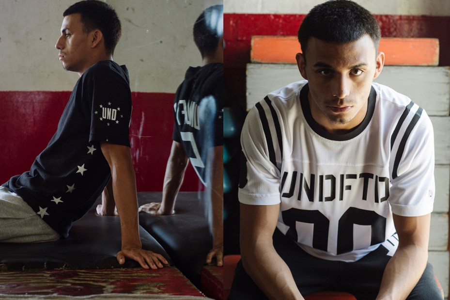 "Image of UNDFTD 2014 Summer ""Throw The Game"" Collection"