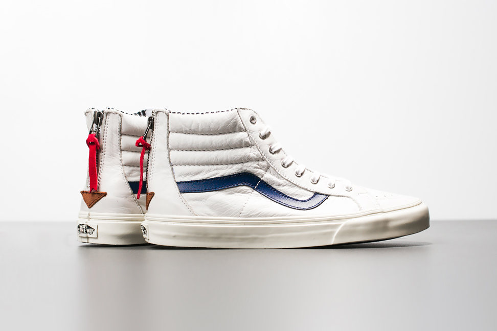 Image of Vans California 2014 Summer Sk8-Hi Zip CA