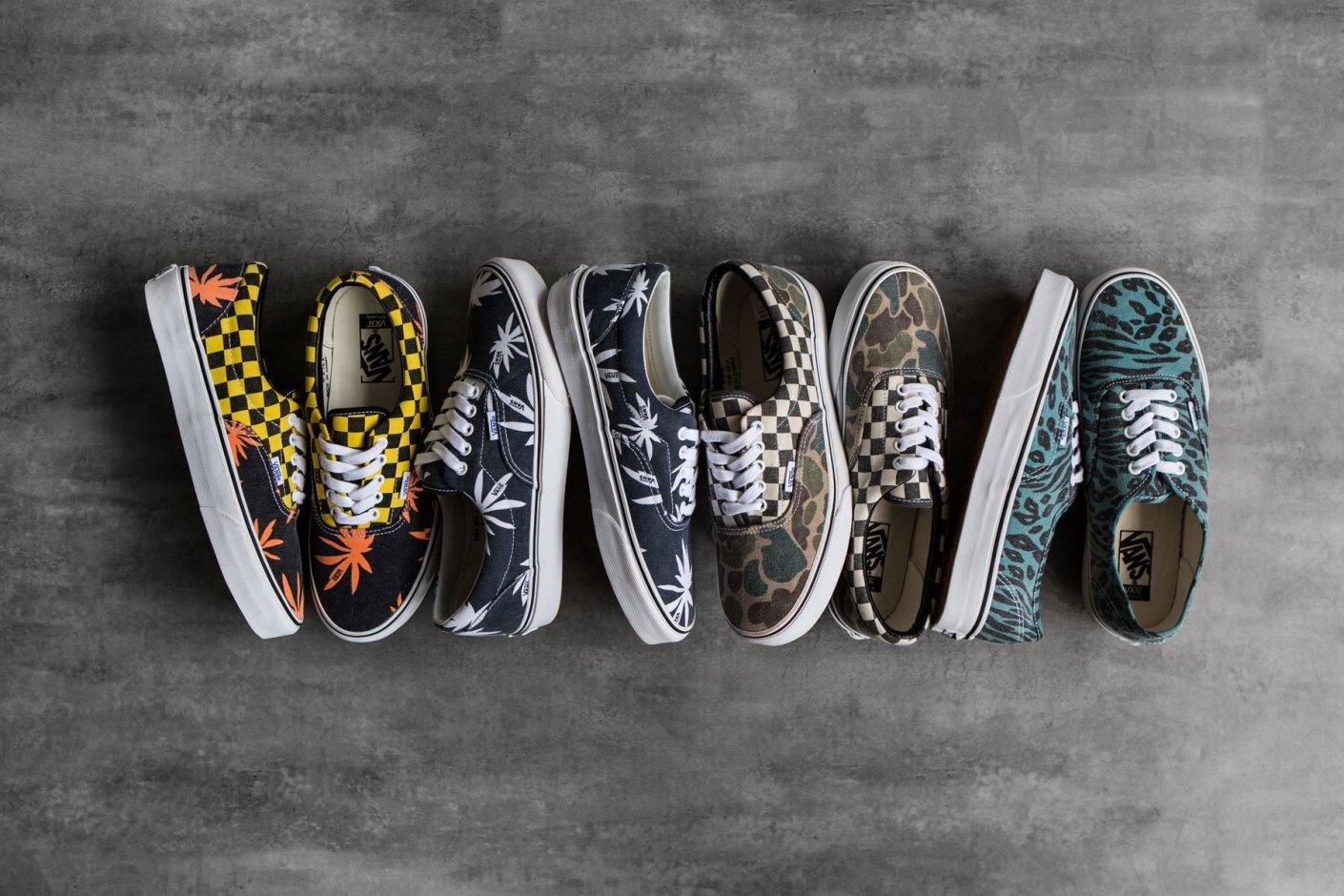Image of Vans Classics 2014 Summer Van Doren Pack