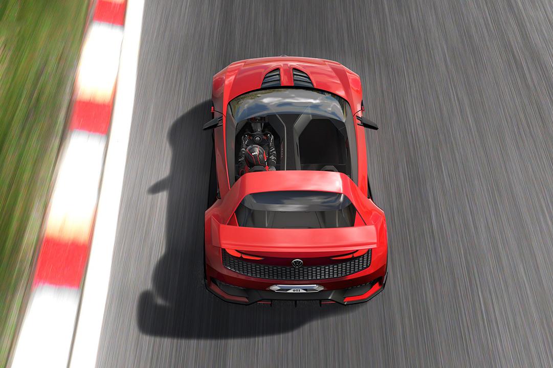 Image of Volkswagen GTI Roadster Vision Gran Turismo