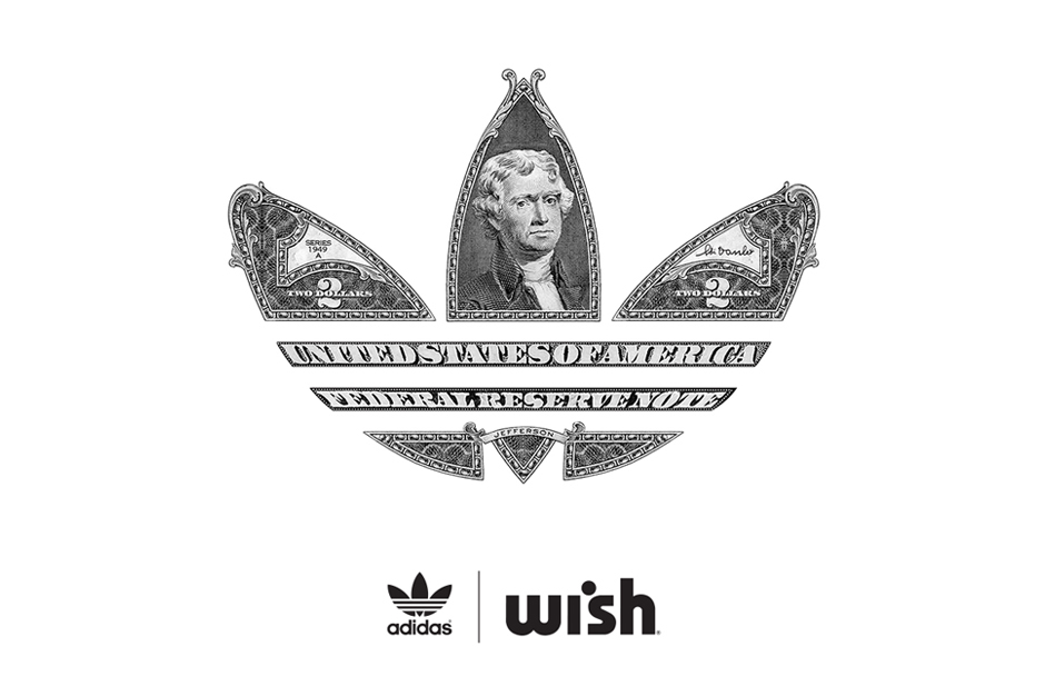 Image of Wish x adidas Originals Teaser