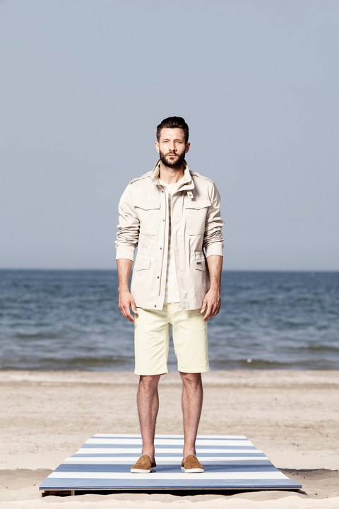 Image of Woolrich John Rich & Bros. 2015 Spring/Summer Lookbook