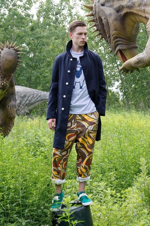 Image of Woolrich Woolen Mills 2015 Spring/Summer Lookbook