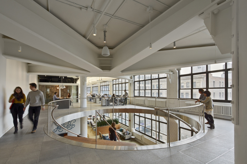 Image of WORKac Finishes Renovations for Wieden+Kennedy NY