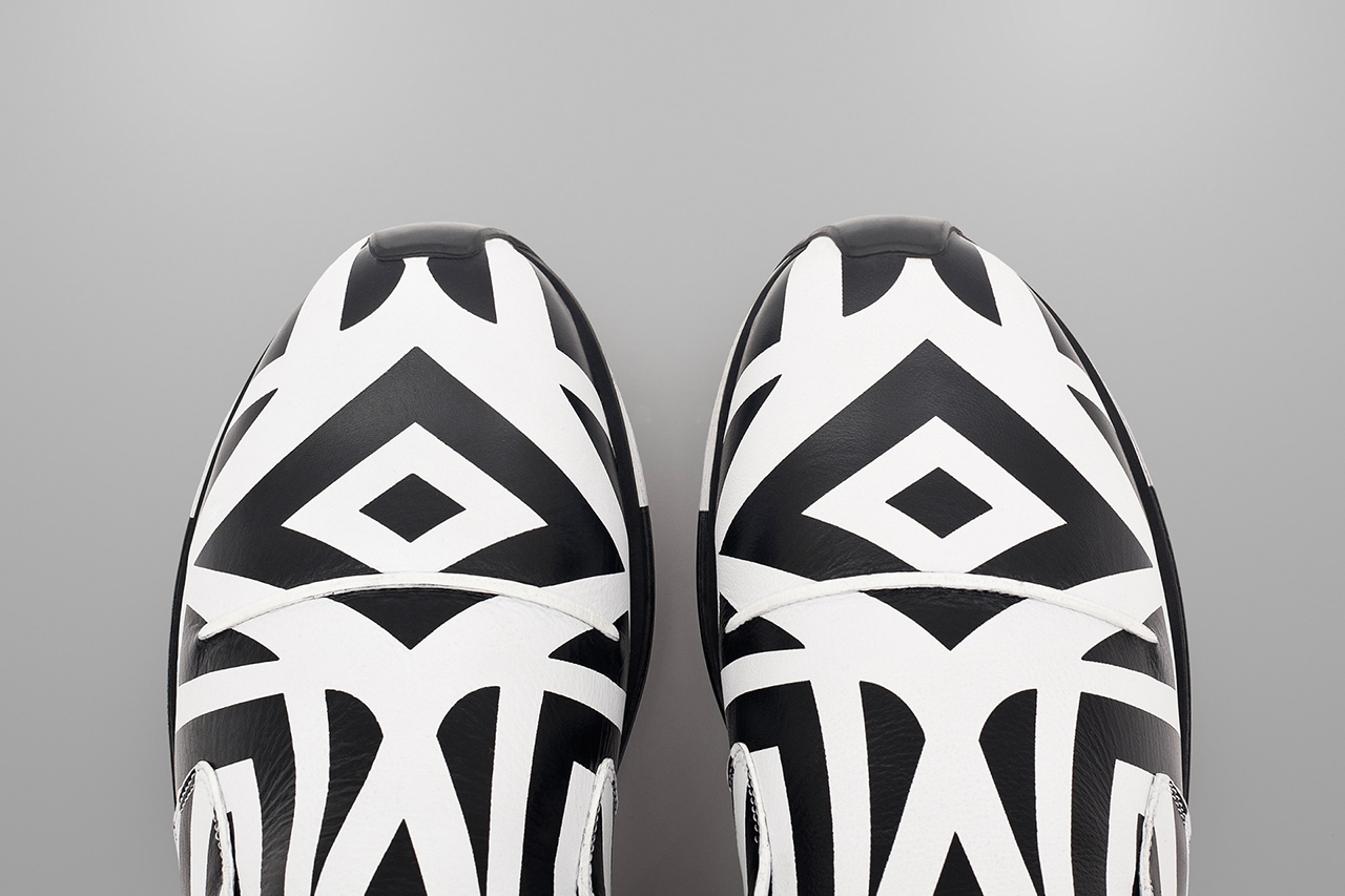 "Image of Y-3 2014 Fall Hayex High ""Zebra"""