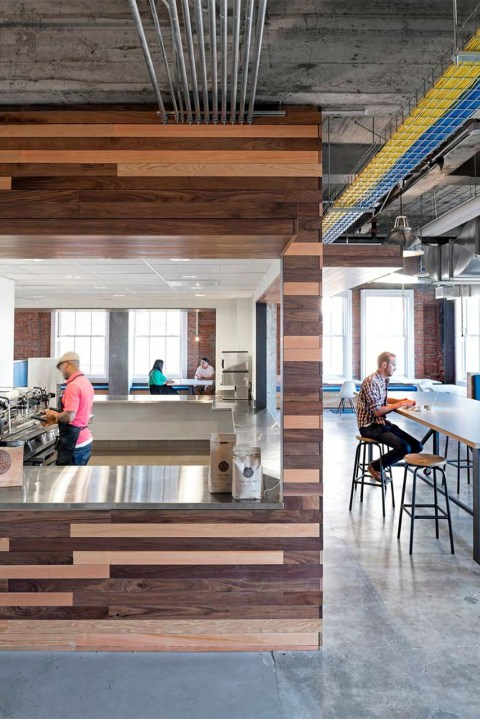 Image of Yelp Headquarters by Studio O+A