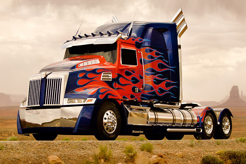 Image of You Can Now Hitch a Ride From Optimus Prime with Uber