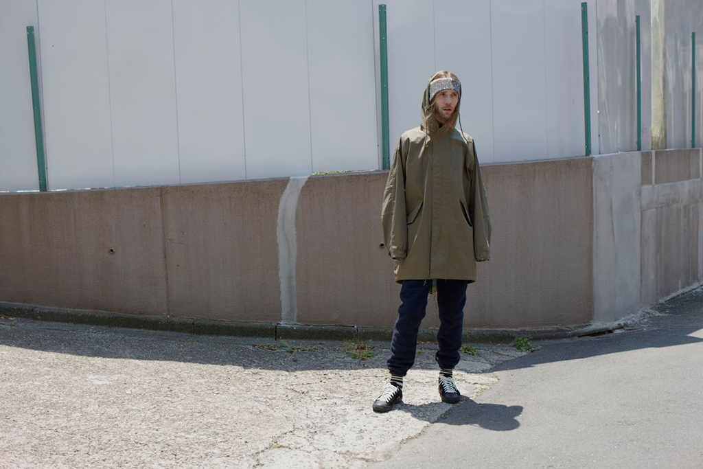 Image of 02DERIV. 2014 Fall/Winter Lookbook