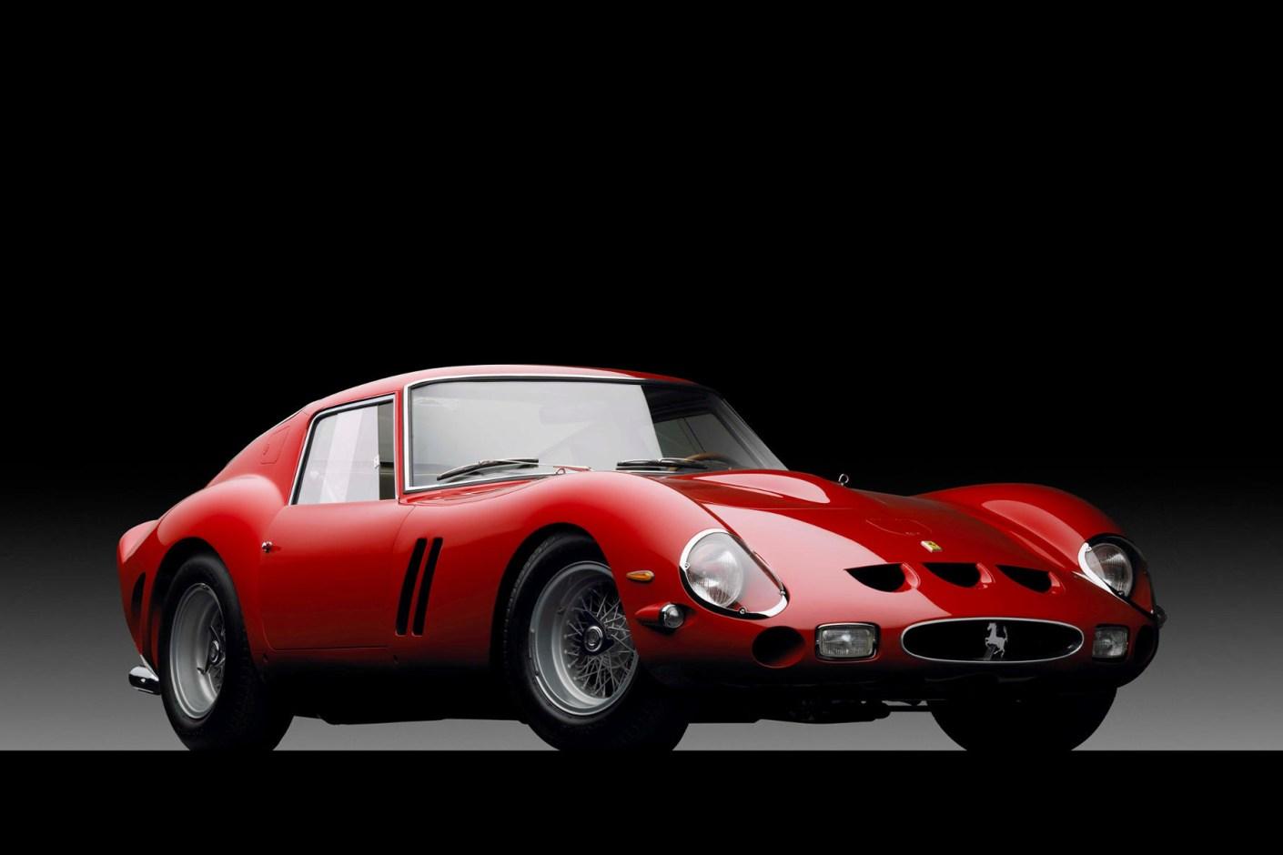 Image of 1962 Ferrari 250 GTO to Hit the Auction Block for €40 Million Euros