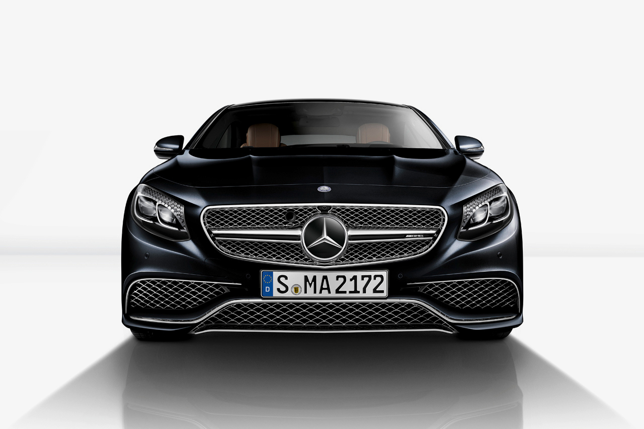 Image of 2015 Mercedes-Benz S65 AMG Coupe