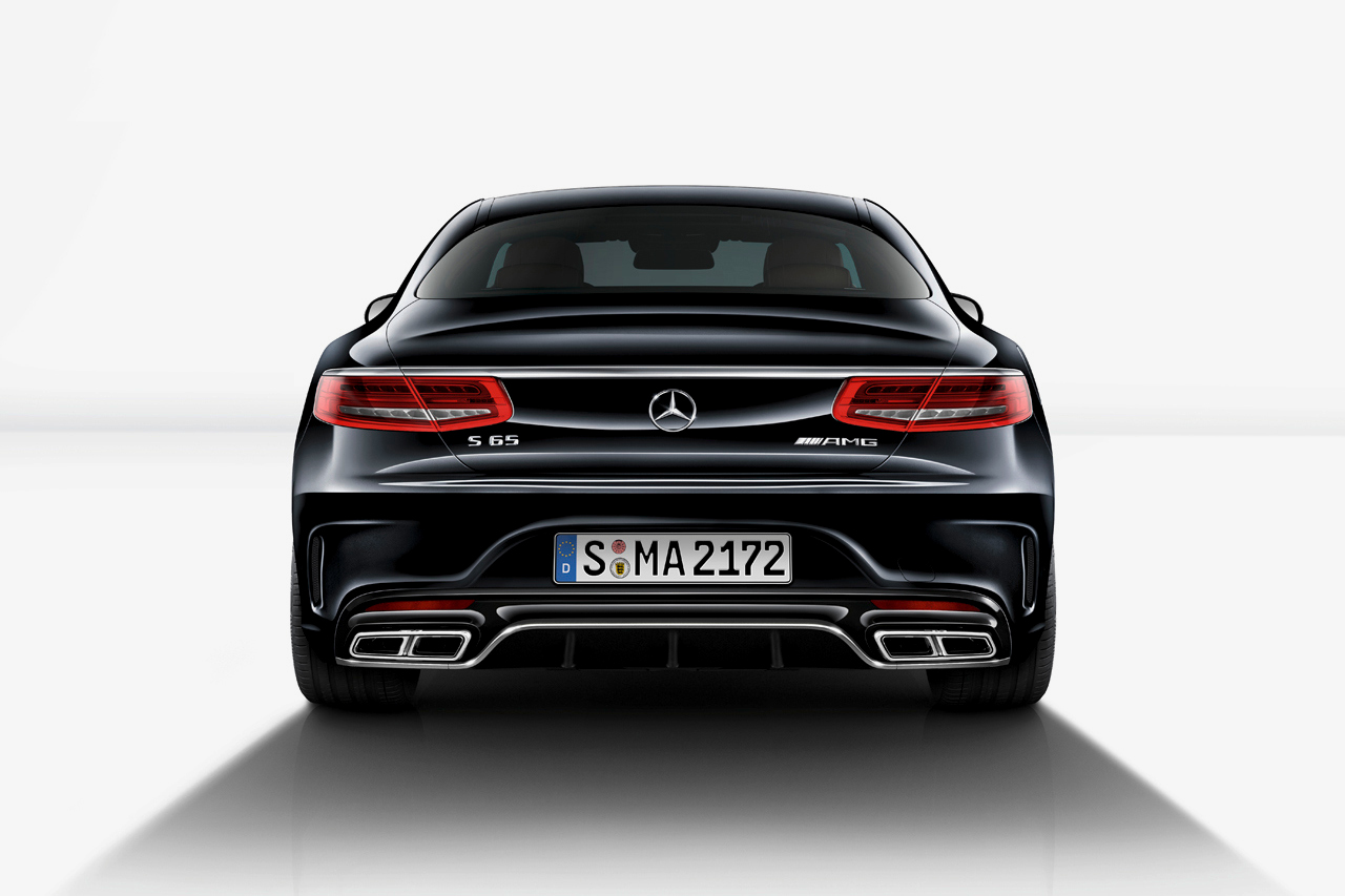 2015 Mercedes Benz S65 Amg Coupe Hypebeast