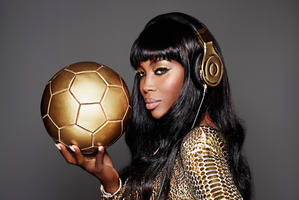 Image of 24 Carat Gold Beats by Dre to Celebrate Germany's Victory