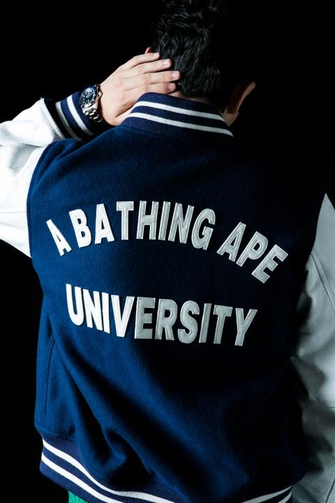Image of A Bathing Ape 2014 Fall/Winter Lookbook