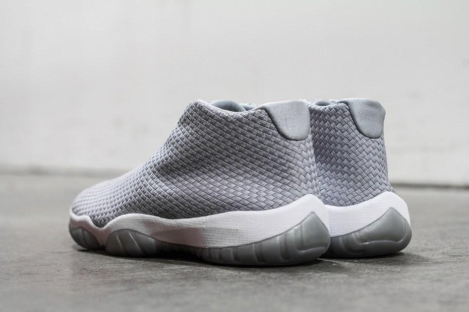 "Image of A Closer Look at the Air Jordan Future ""Wolf Grey"""