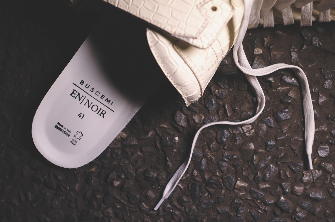 Image of A Closer Look at the En Noir x Buscemi 125mm