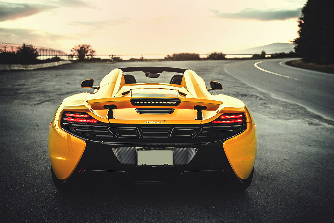 Image of A Closer Look at the McLaren 650S