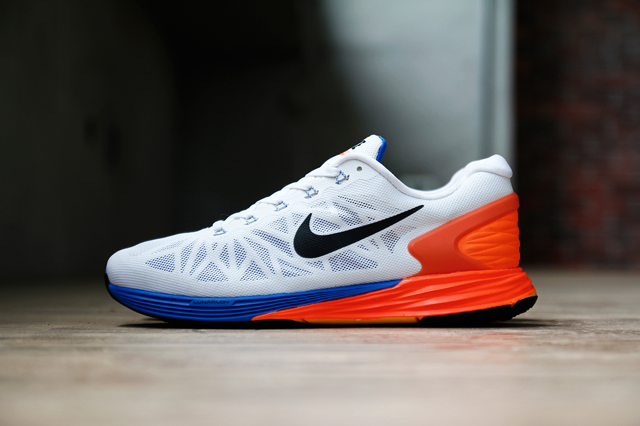 Image of A Closer Look at the Nike LunarGlide 6