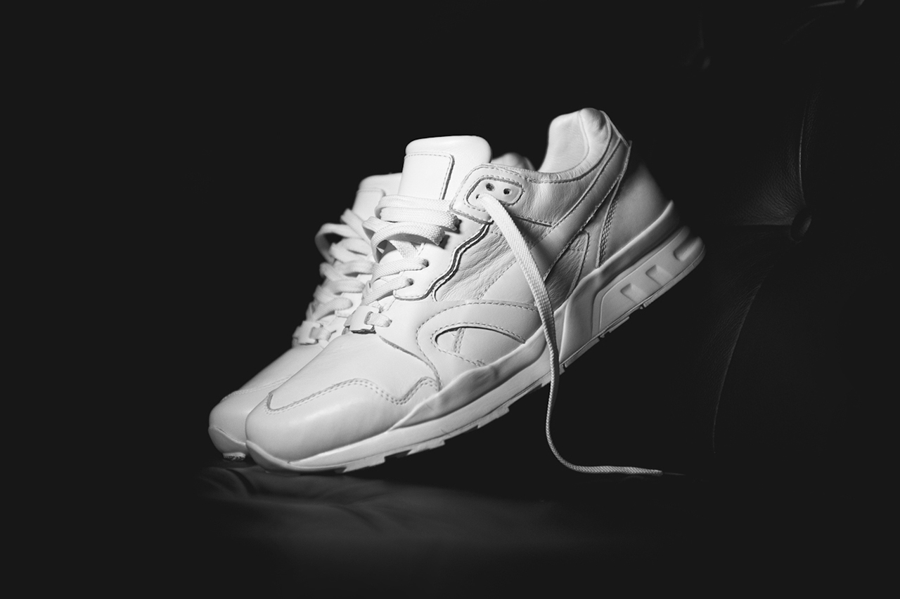 """Image of A Closer Look at the Ronnie Fieg x PUMA XT-2 """"Achromatic"""" for Dover Street Market"""
