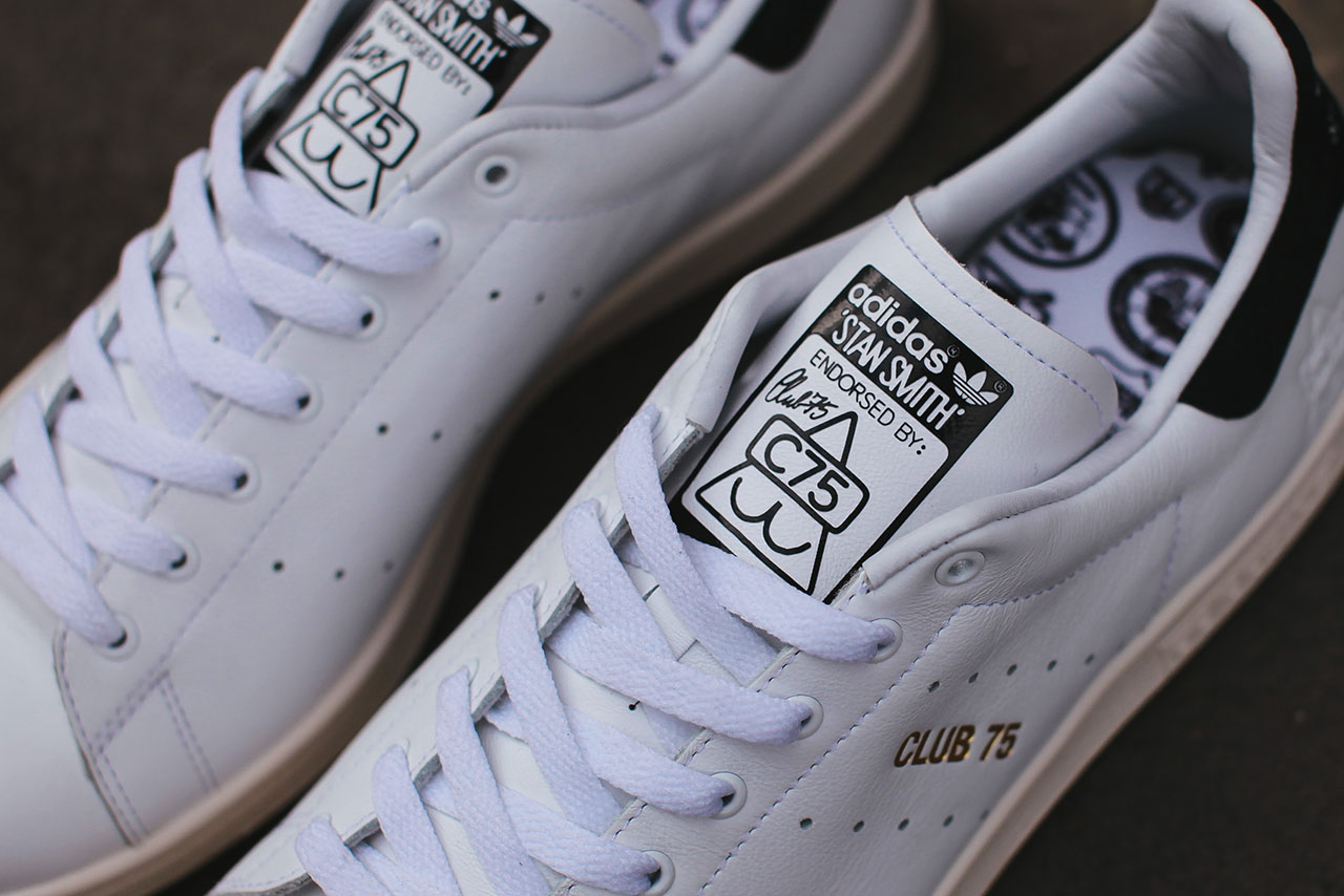 Image of A Closer Look at the Club 75 x adidas Originals Stan Smith