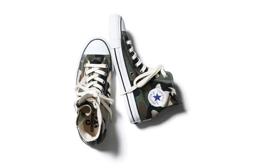 Image of A First Look at the SOPHNET. x Converse Japan 2014 Fall/Winter Chuck Taylor All Star Hi Zip-Up