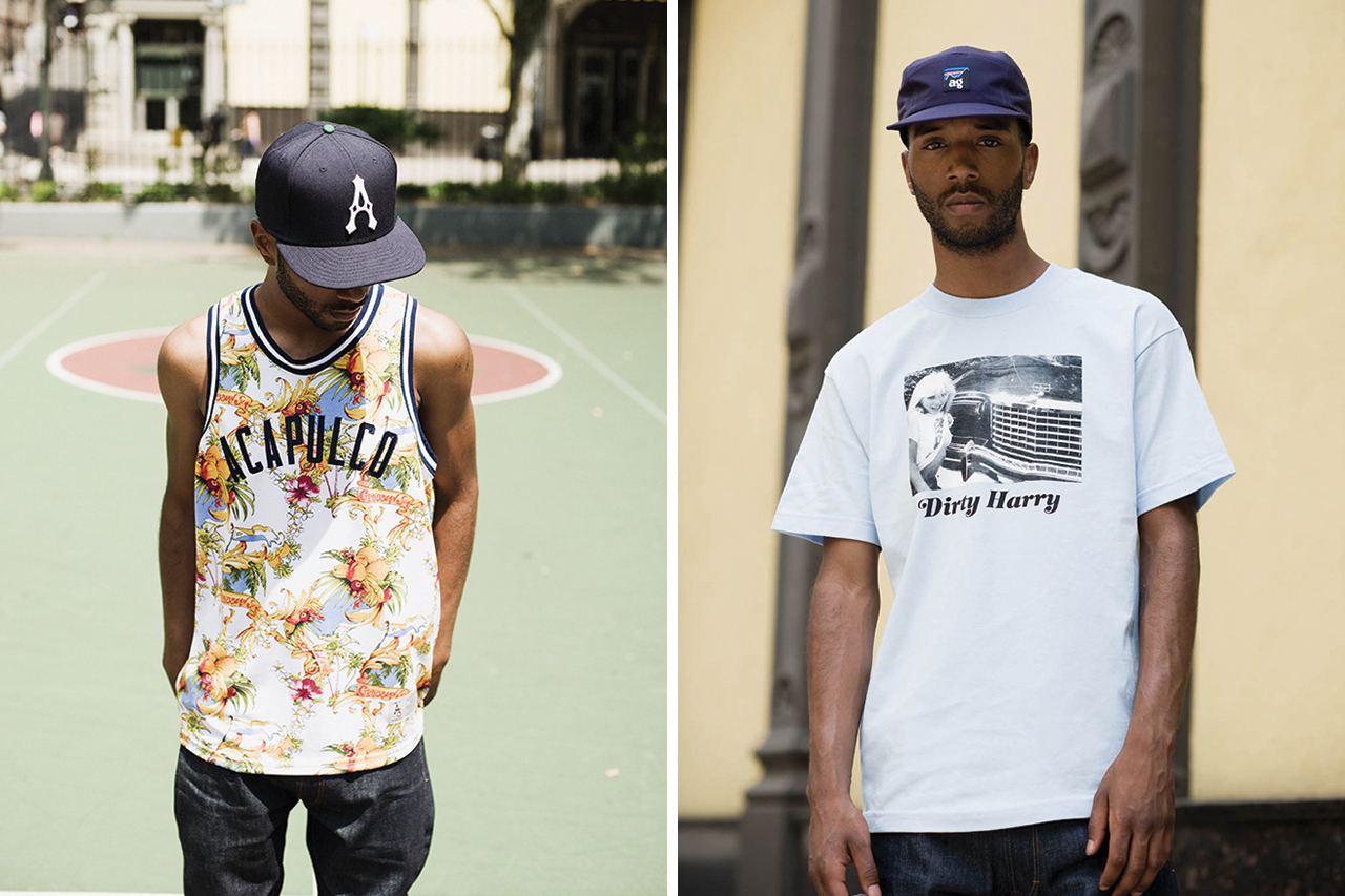 Image of Acapulco Gold 2014 Summer Lookbook