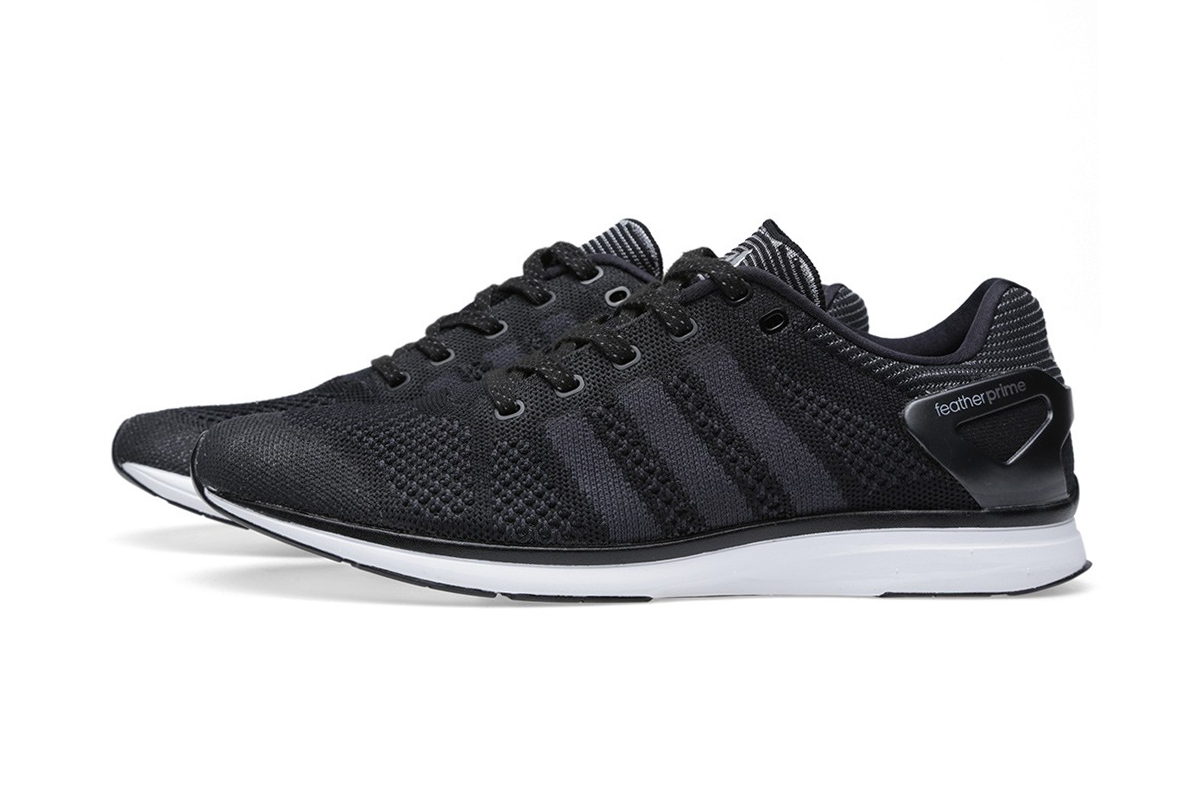 Image of adidas adizero Feather Primeknit Black/Phantom