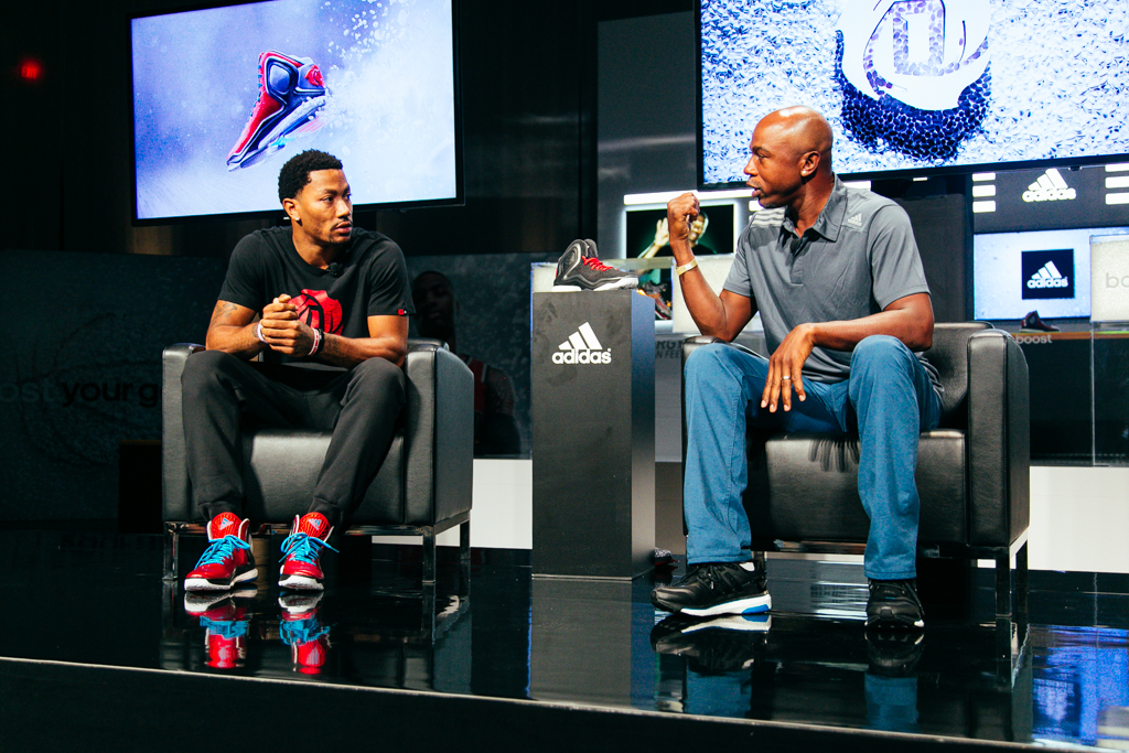 Image of adidas Unveils Boost-ed Basketball Innovations in Las Vegas