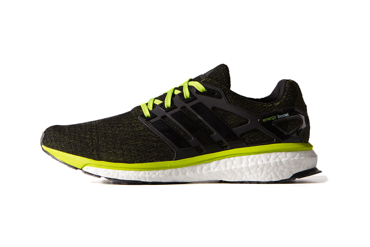 Image of adidas Launches Energy Boost Reveal