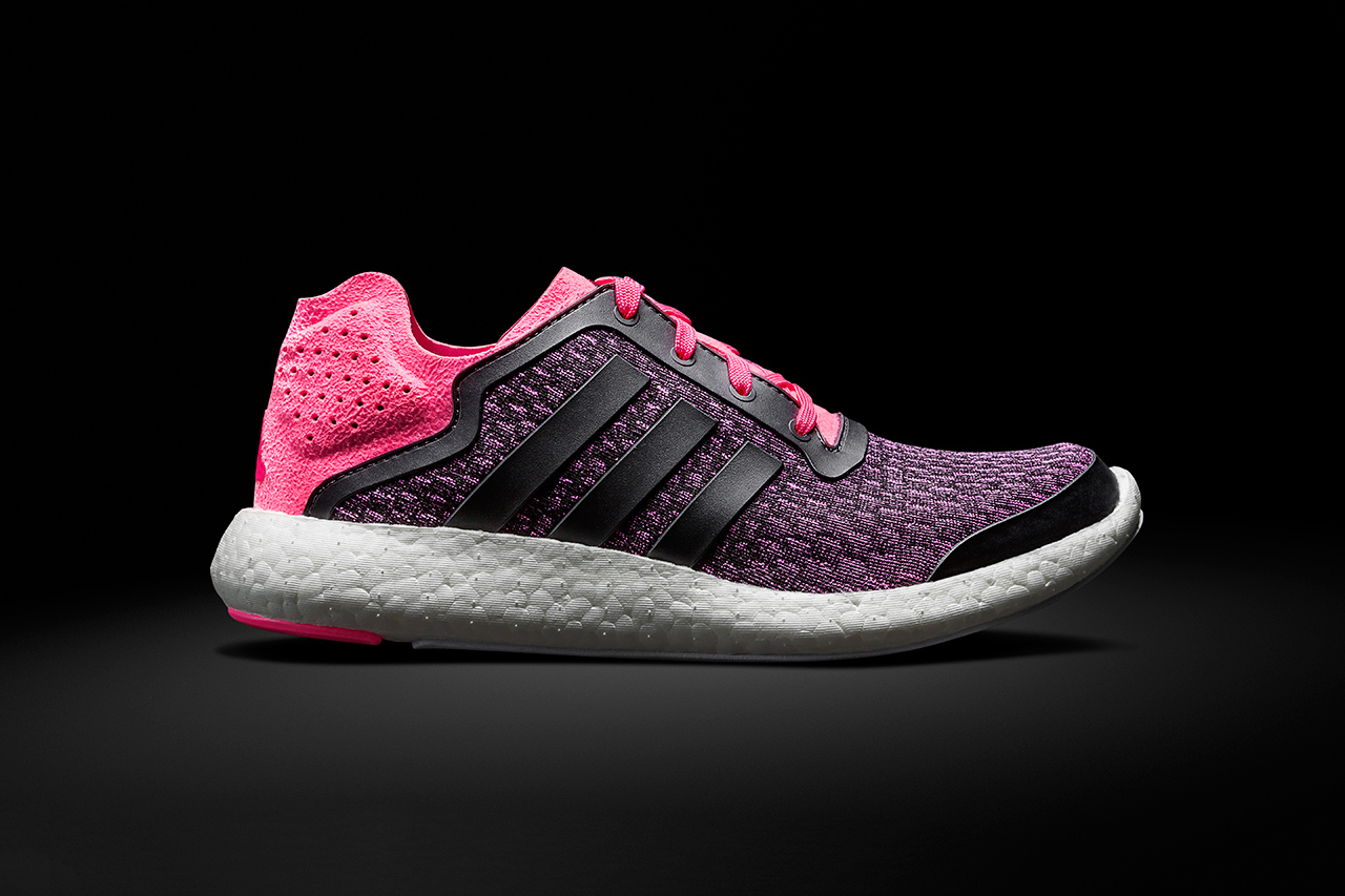 Image of adidas Launches Pure Boost Reveal