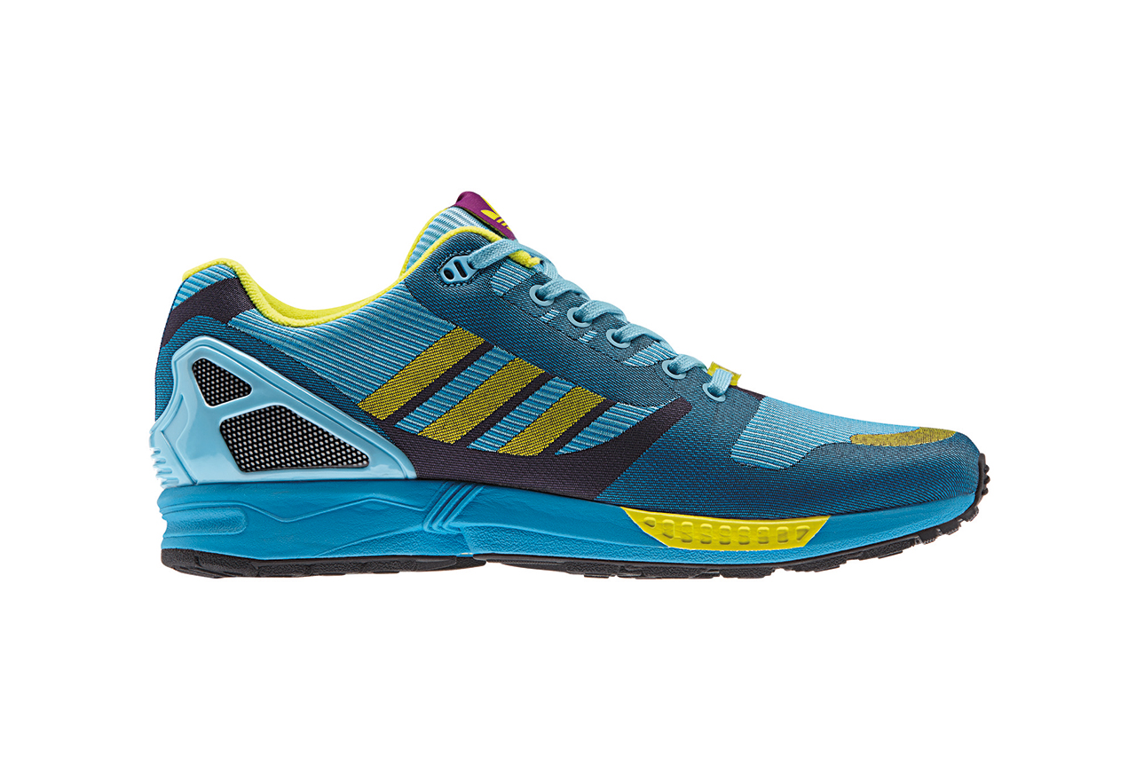 "Image of adidas Originals 2014 Fall/Winter ZX FLUX ""000 OG Weave"" Pack"