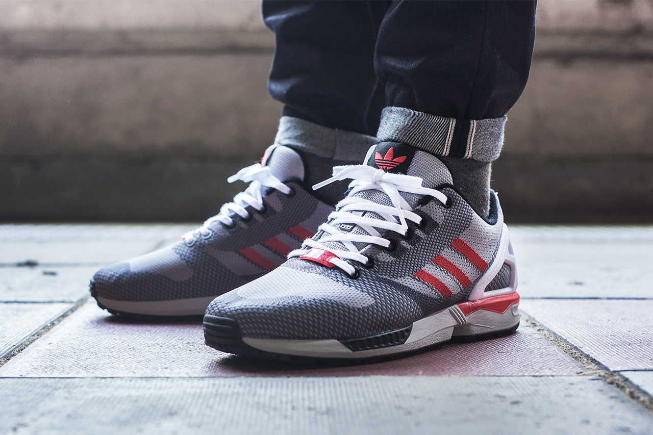"Image of adidas Originals 2014 Summer ZX FLUX ""8000 Weave"" Pack"