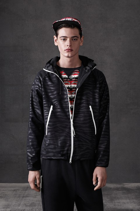 Image of adidas Originals Blue 2014 Fall/Winter Lookbook