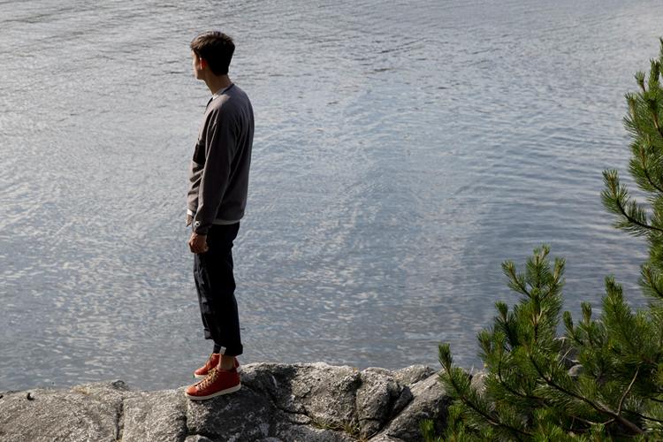 Image of adidas Originals by 84-Lab 2014 Fall/Winter Lookbook