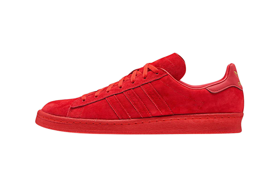"Image of adidas Originals Campus 80s ""College Red"""