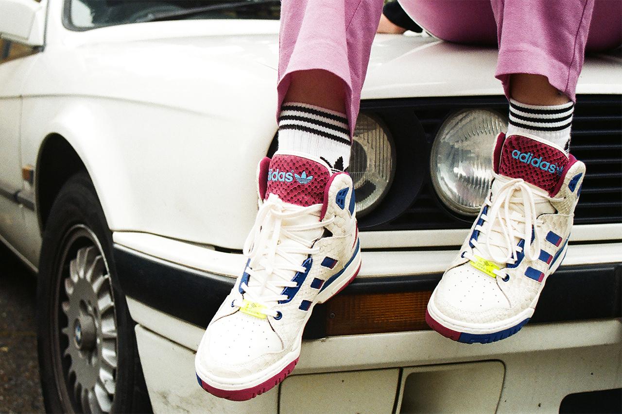 "Image of adidas Originals Women's 2014 Fall/Winter ""Luxury Snake"" Pack"