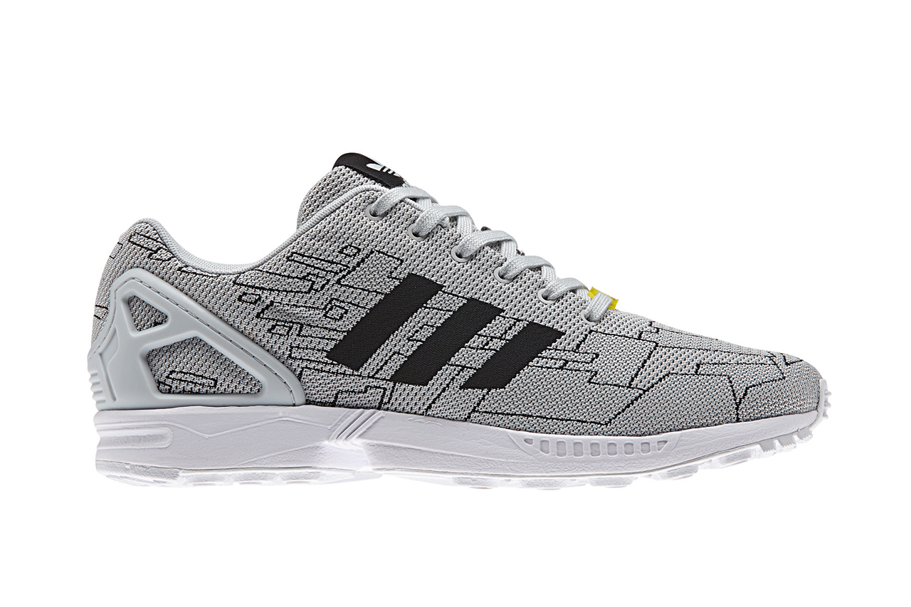 "Image of adidas Originals ZX Flux Weave ""Pattern"" Pack"