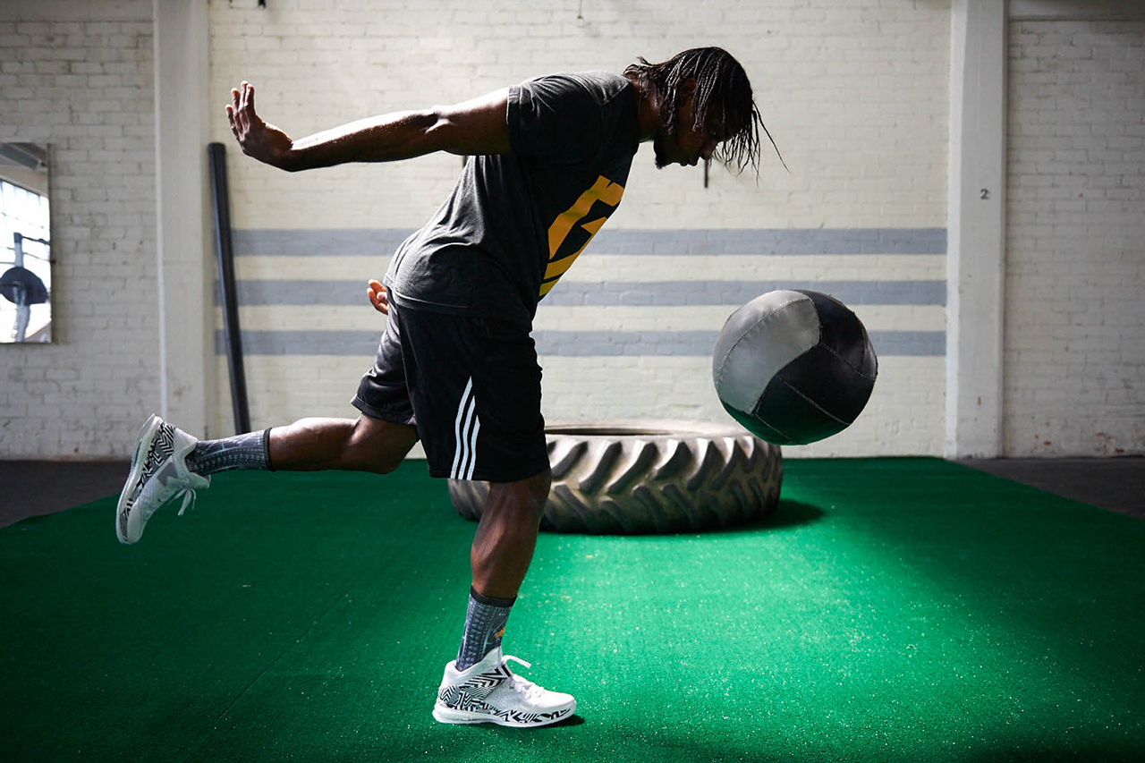 Image of adidas RG3 Energy Boost